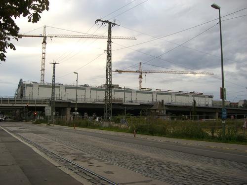 Ringbahnhalle Ostkreuz Hauptstraße