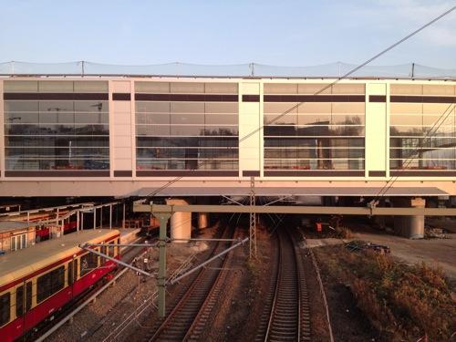 Regionalbahnsteig Schlesische Bahn