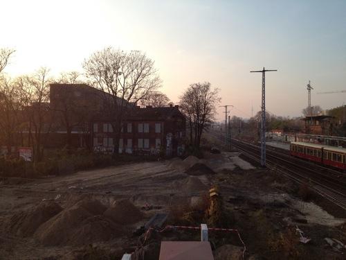 Stadtbahn-Ringkurve Ostkreuz