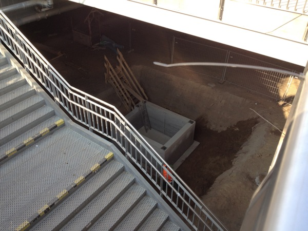 Aufzug Ostkreuz