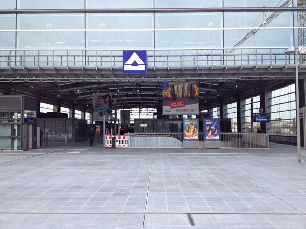 Ostkreuz Ringbahnhalle