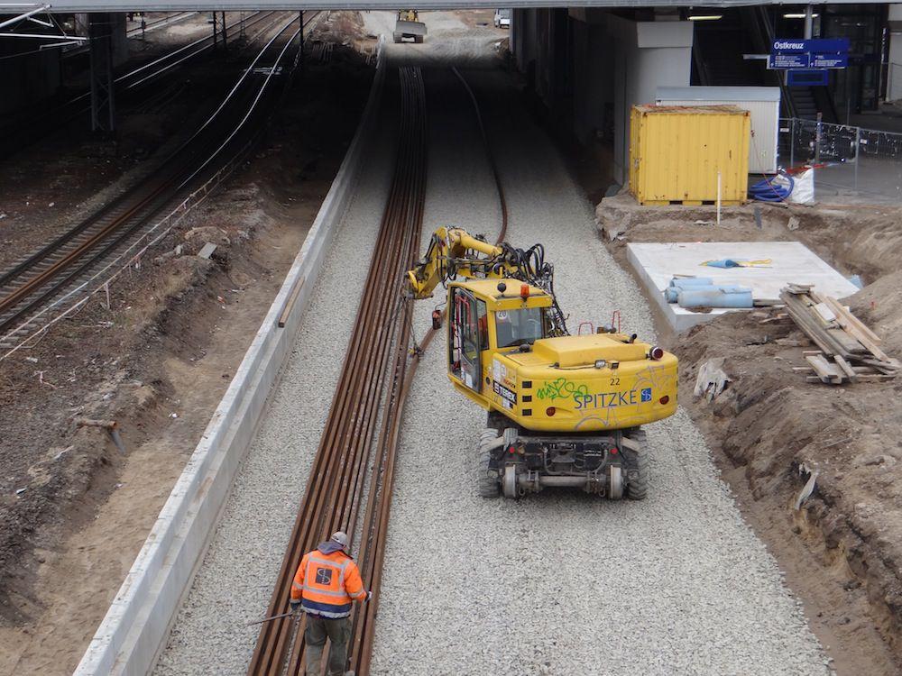 Neue Fernbahntrasse