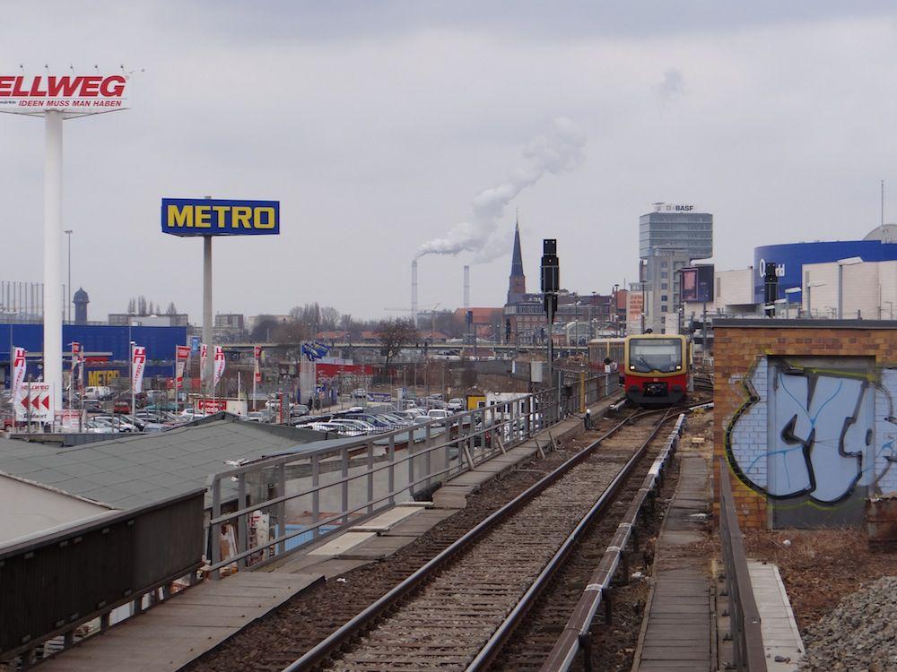 Gleis 11 am Ostbahnhof ist wieder in Betrieb