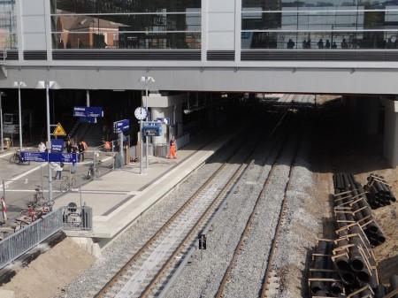 Bahnsteig Rn1