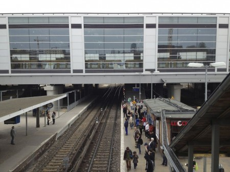 Ursprünglich Webcam Ansicht am Ostkreuz