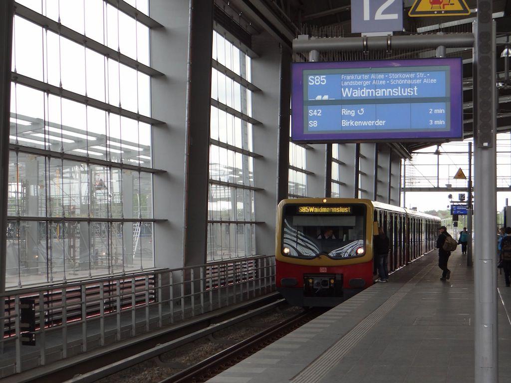 S85 nach vier Jahren am Ostkreuz