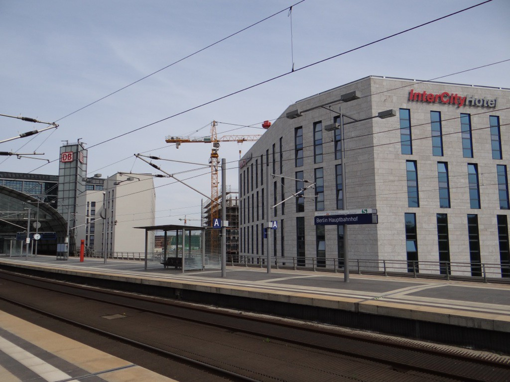 Hotel neben dem Hauptbahnhof