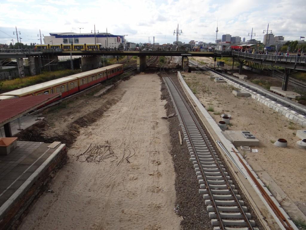 Noch kein Baubeginn an der Warschauer Straße