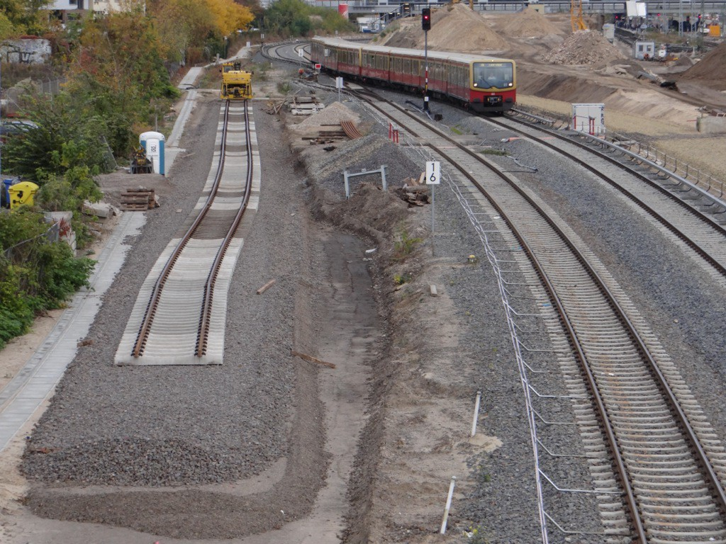 Ausziehgleis DB-Nachtzugwerk