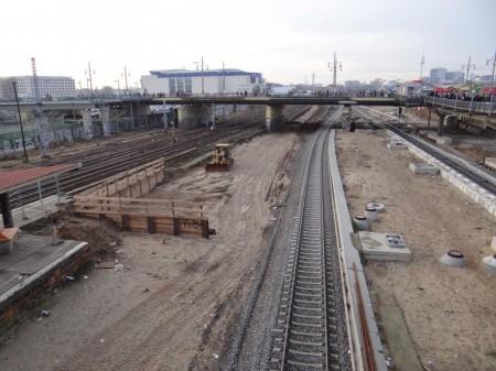 Noch immer kein Baubeginn am Bahnhof Warschauer Straße
