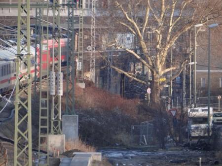 Baufreiheit für die Fernbahntrasse