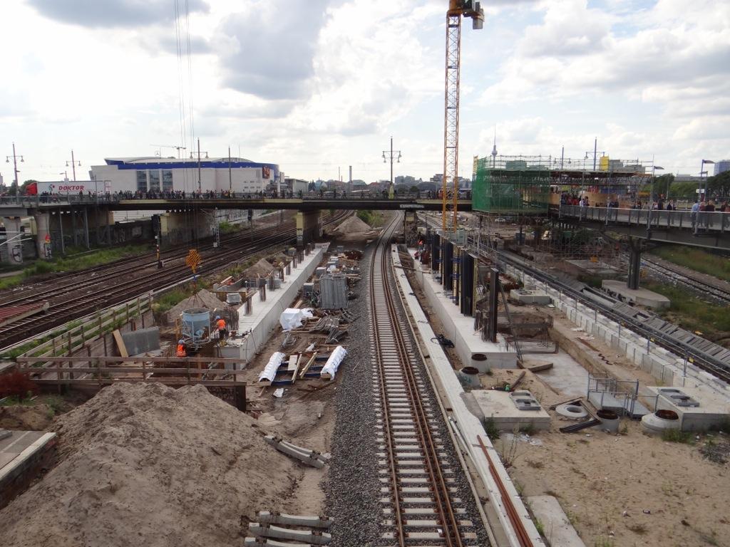Bahnhof Warschauer Straße