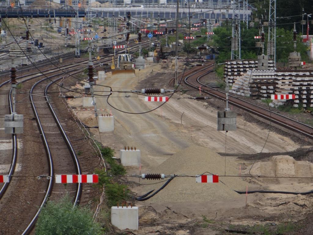 Gleisplanum Fernbahn