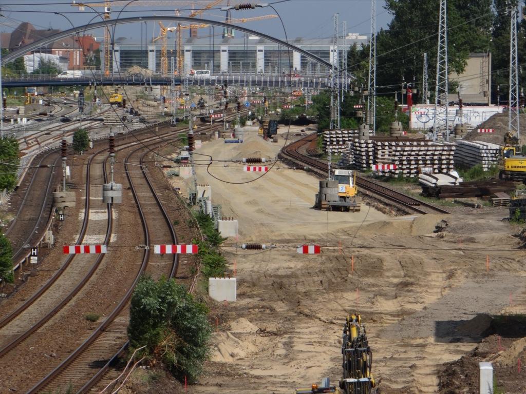 Fernbahnstrasse Warschauer Straße