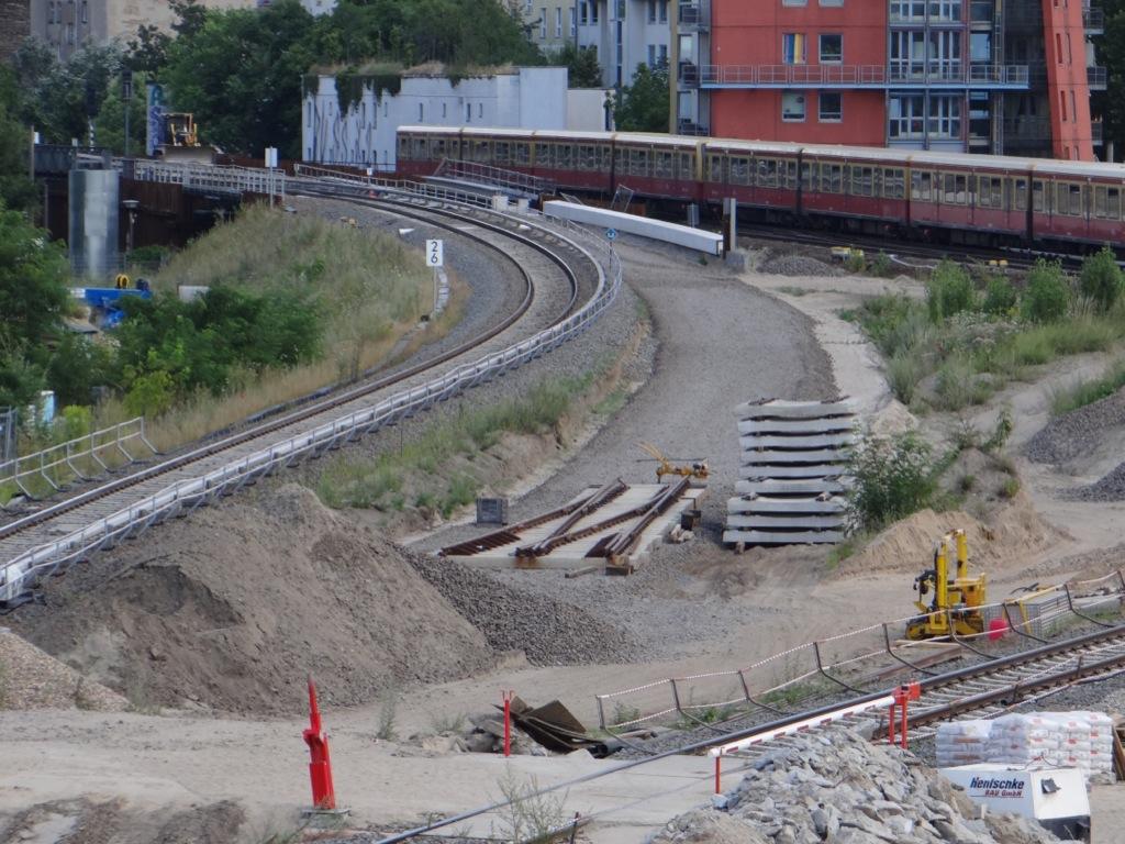 Gleisplanum Ostbahn