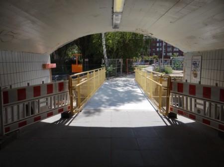 Ausgang Hauptstraße