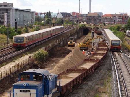 Alter S-Bahntunnel Warschauer Straße