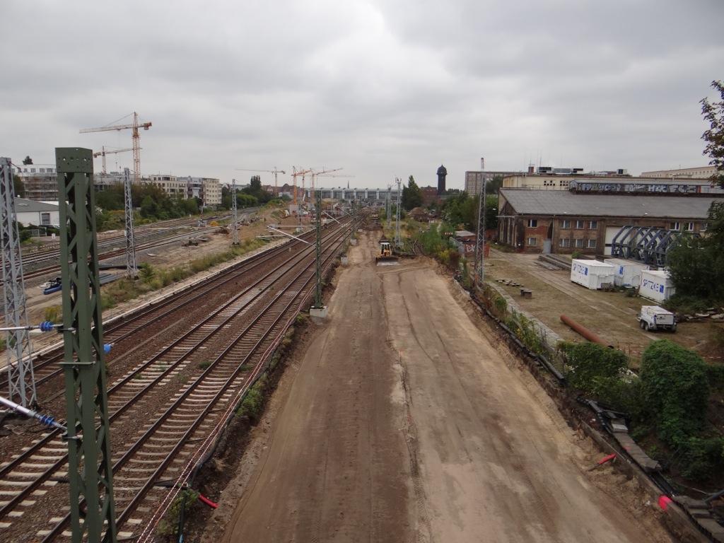Gleisvorfeld Ostkreuz