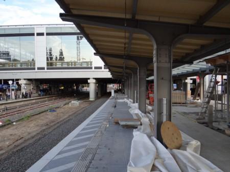 Bahnsteig D