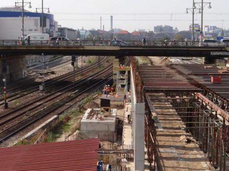 Warschauer Straße Bahnsteig A