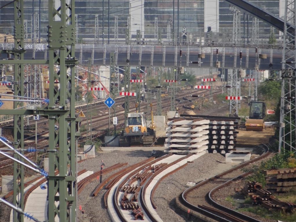 Gleisbau Fernbahn