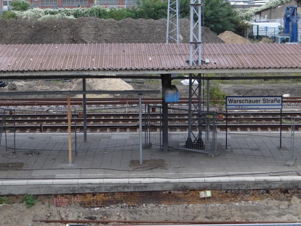 Alter Bahnsteig A