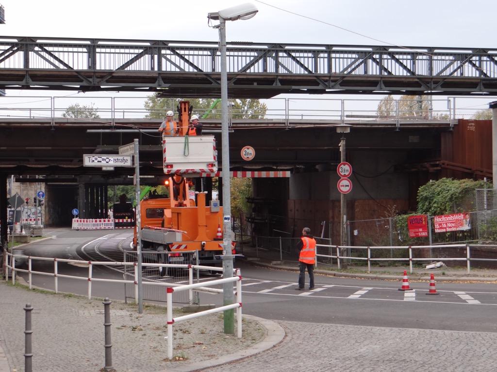 EÜ Karlshorster Straße