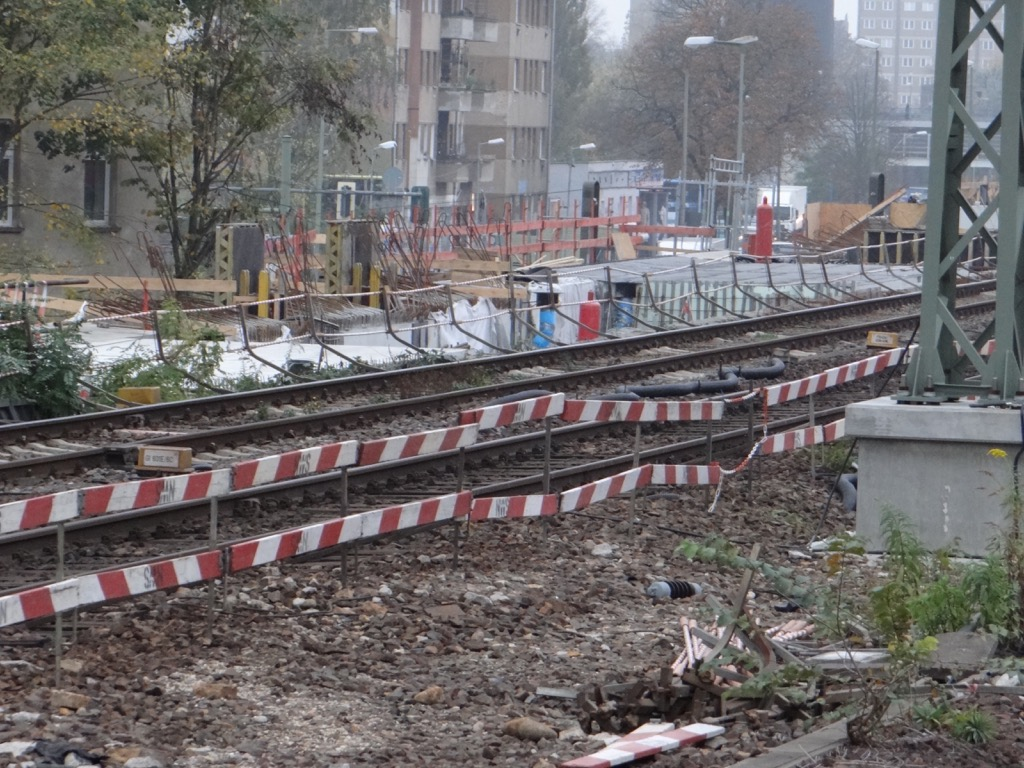 Trogbau Berlin Rummelsburg