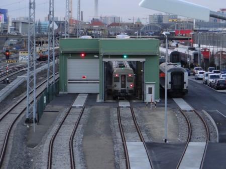 Talgowerk Warschauer Straße