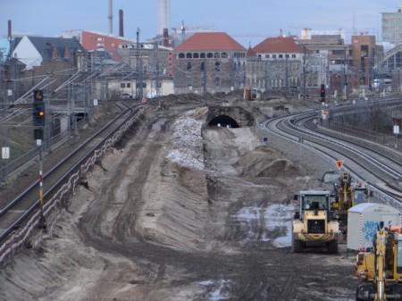 Alter Tunnel Ostbahnhof