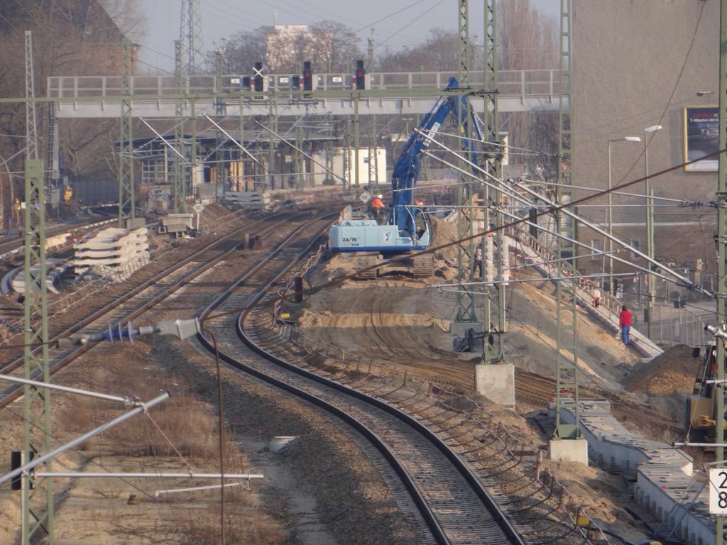 Gleistrasse Rummelsburg