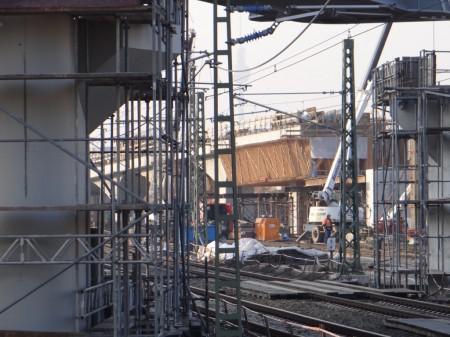Brücke Verbindungskurve S9