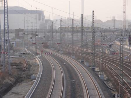 Fahrleitungsbau Fernbahn