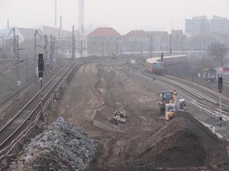 S-Bahntunnel Ostbahnhof