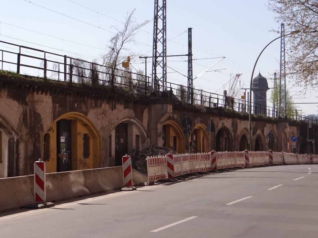 Viadukt in Rummelsburg