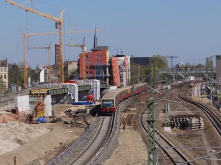Bogenbrücke S3