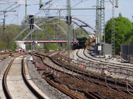 Baustelle Rummelsburg