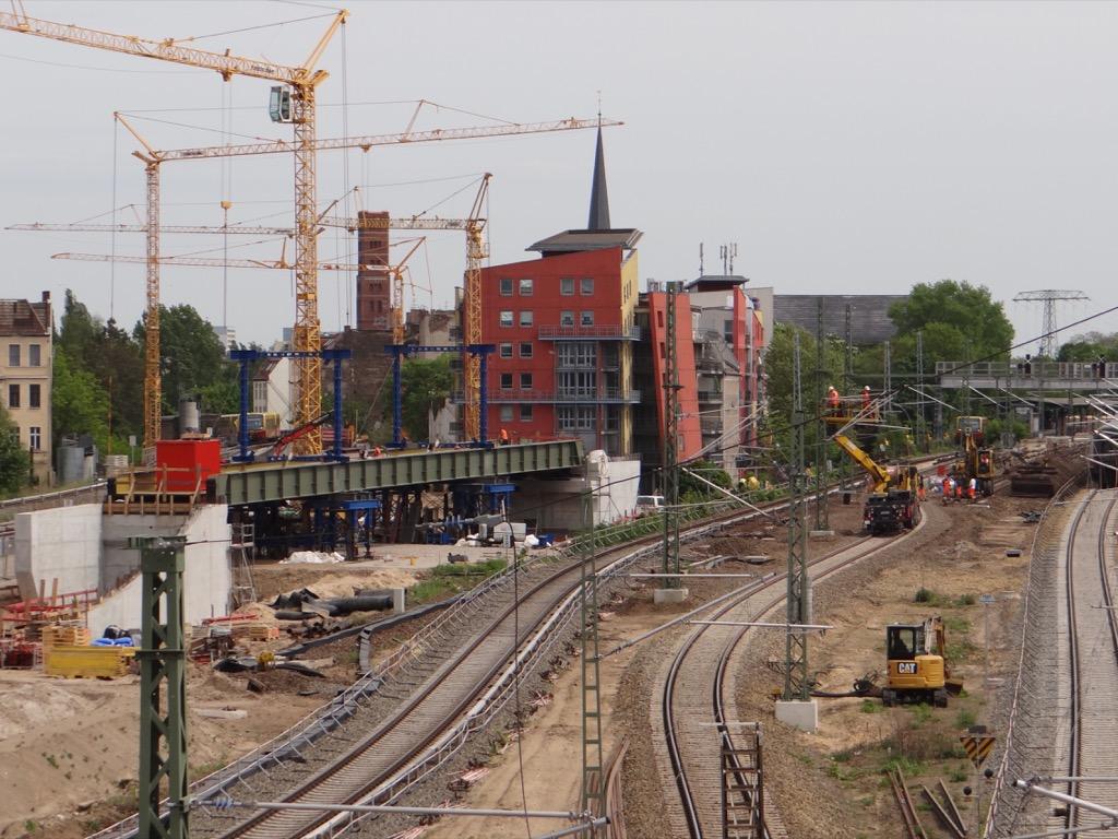 S3 Stabbogenbrücke