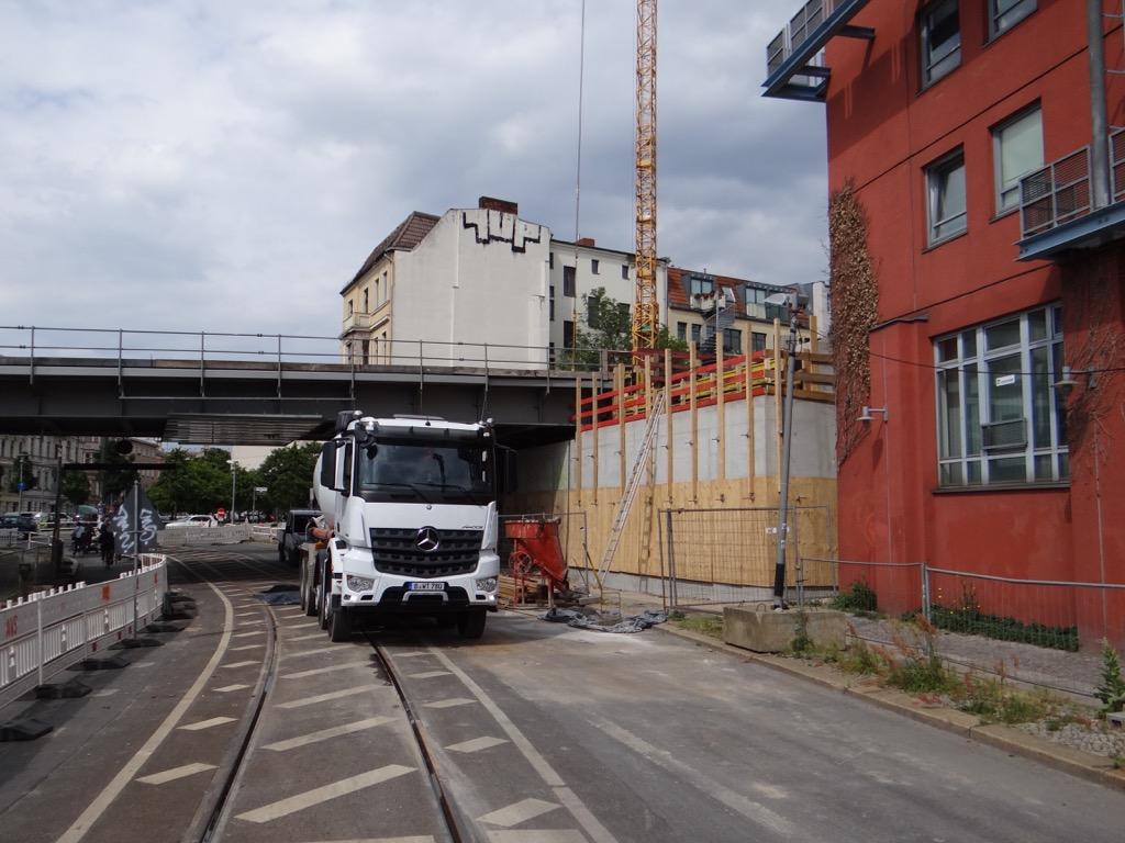Brücke Karlshorsts Straße