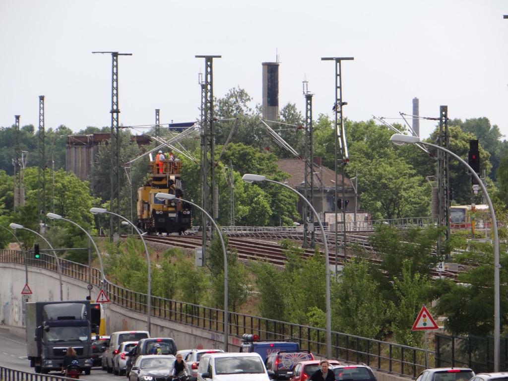 Fernbahn Ringbahn