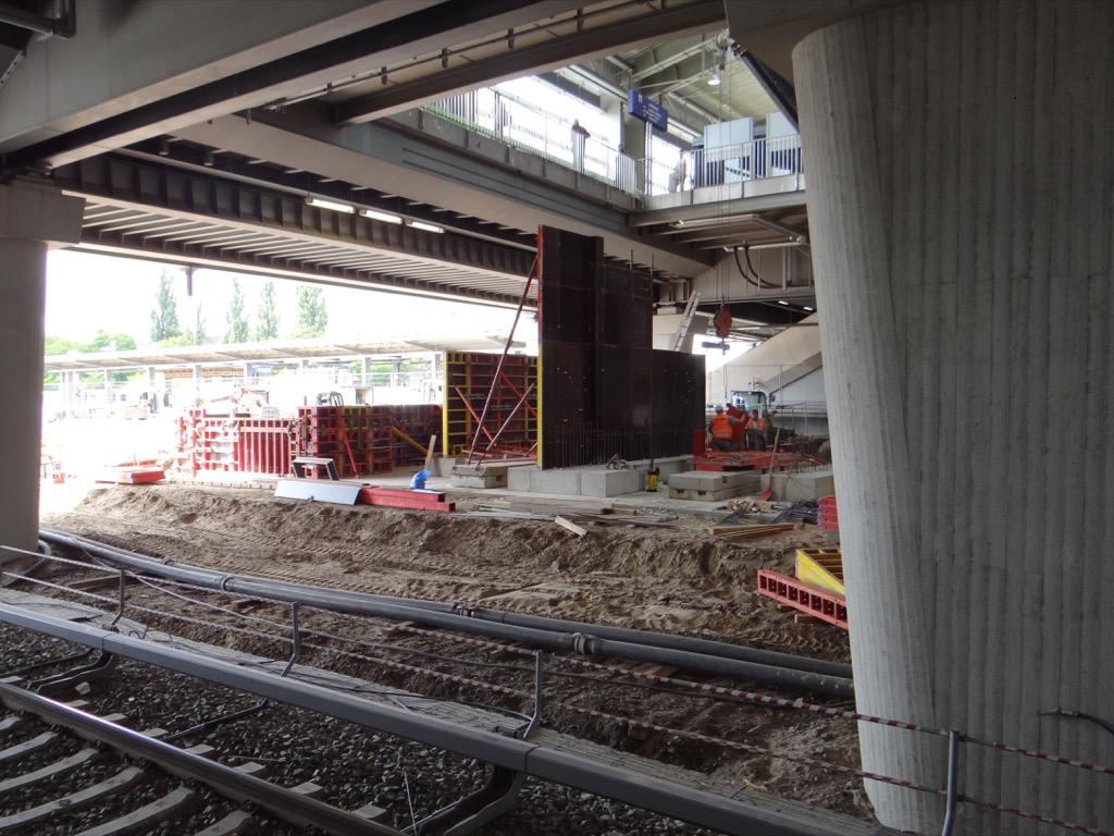 Bahnsteig E