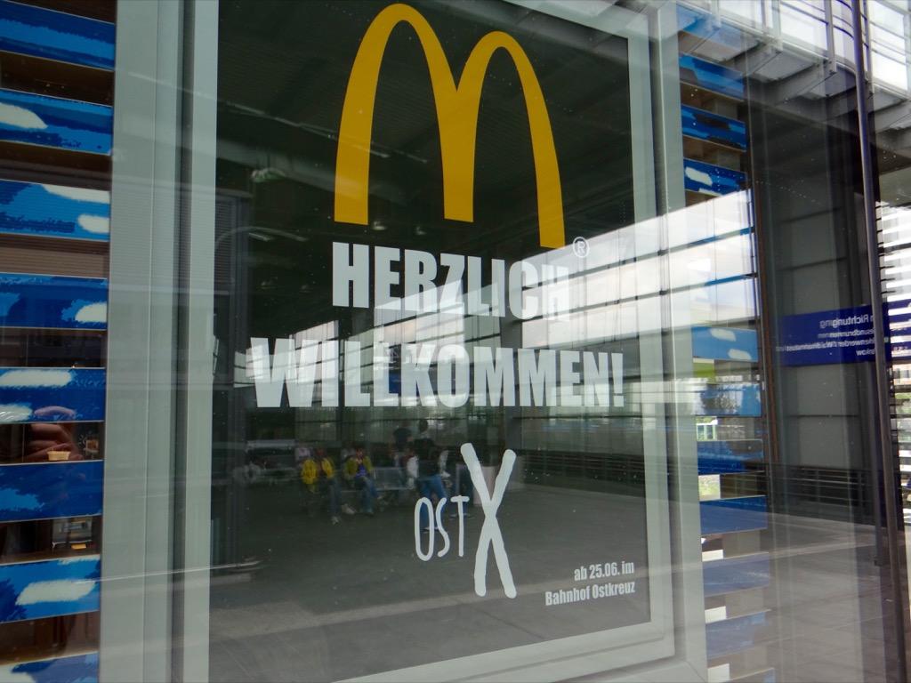 Mc Donald's Ostkreuz