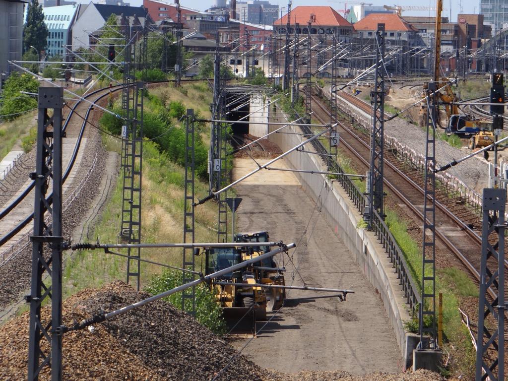 Fernbahntunnel