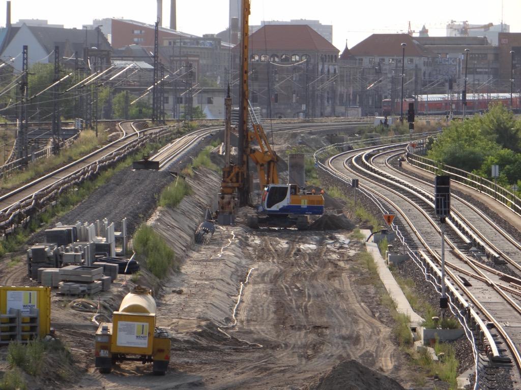 Kehranlage Warschauer Straße
