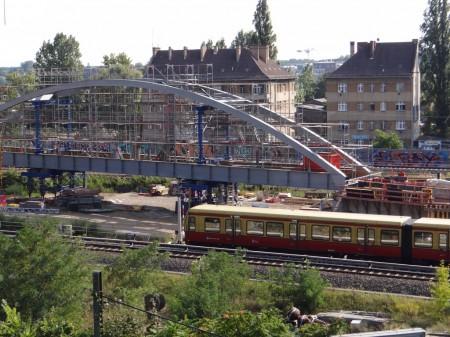 Stabbogenbrücke S3