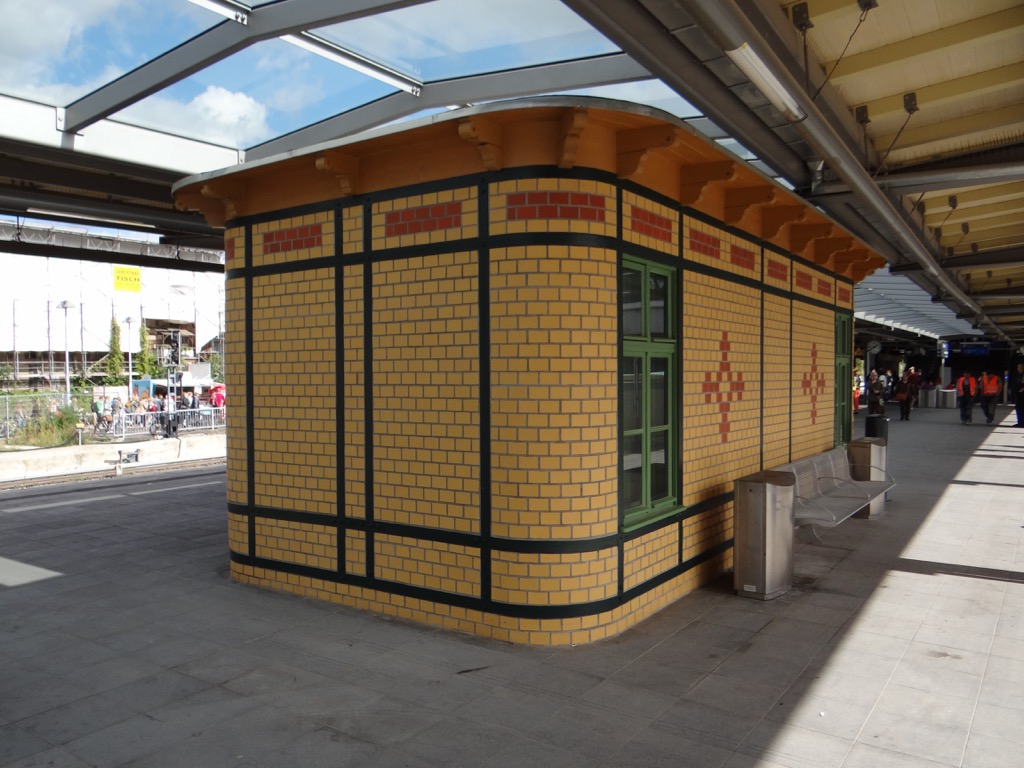 Bahnsteig D Aufsicht Ostkreuz