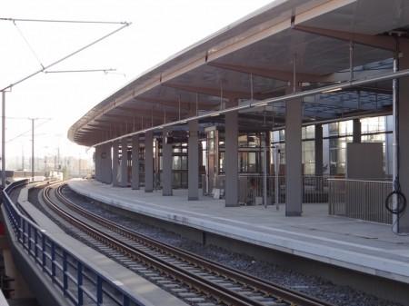 Regionalbahnsteig Ostkreuz