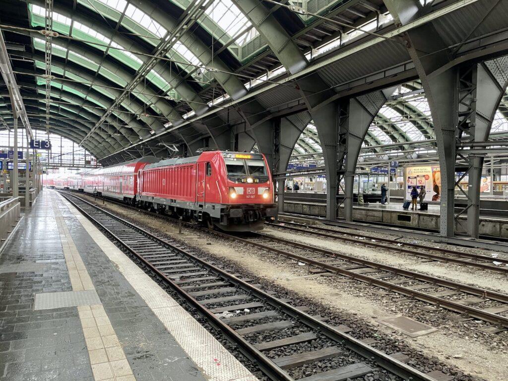Südliches Hallendach Berlin Ostbahnhof